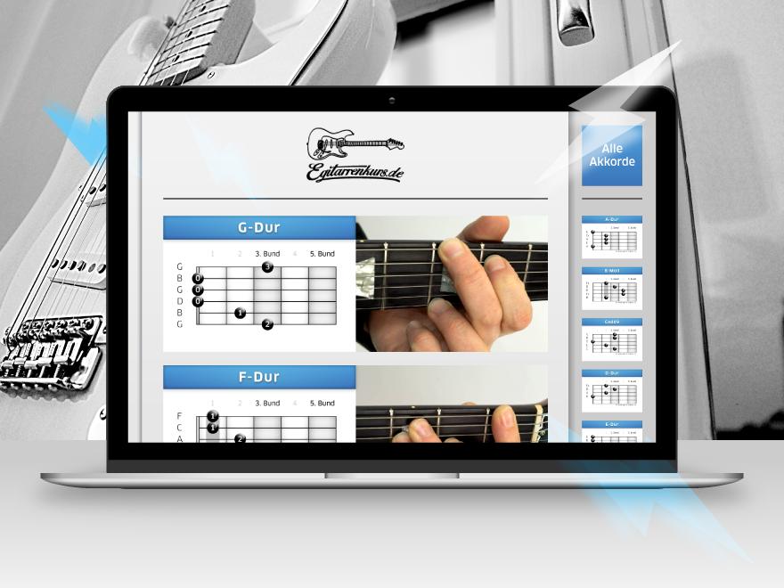 E-Gitarrenkurs